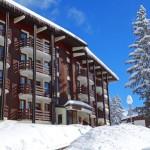 Rsidence d'une station de ski des Alpes