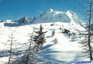 L'Aiguille Grive et le plateau du Rey 1970