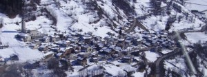 Le village de Peisey