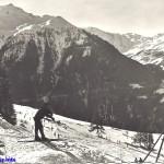 Télésiège Peisey-Nancroix 1960