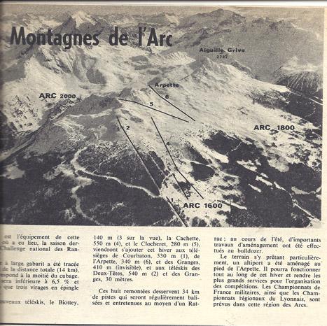 Revue Le Ski alpin, Décembre 1967