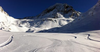 Skier à Peisey-Vallandry