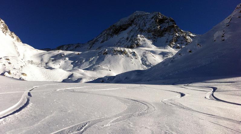 ski à Peisey Vallandry