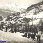 Saut à skis Peisey-Nancroix 1960