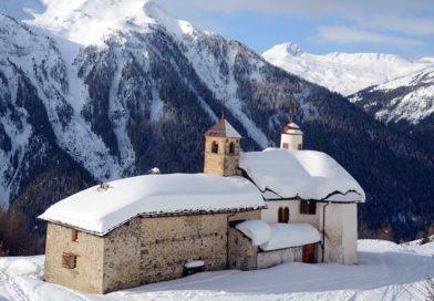 Les églises et chapelles de Peisey-Nancroix