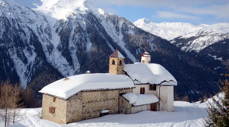 La Chapelle des Vernettes