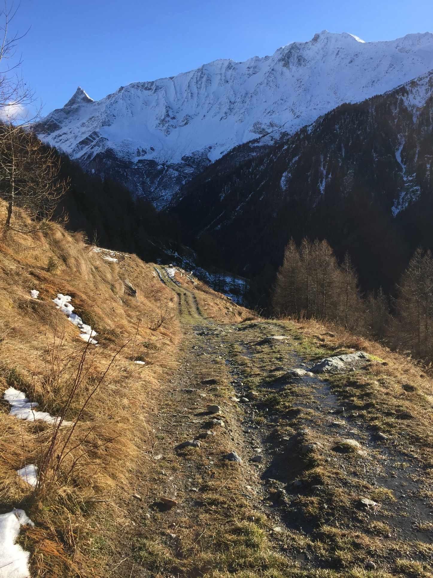 Le chemin de Pracompuet