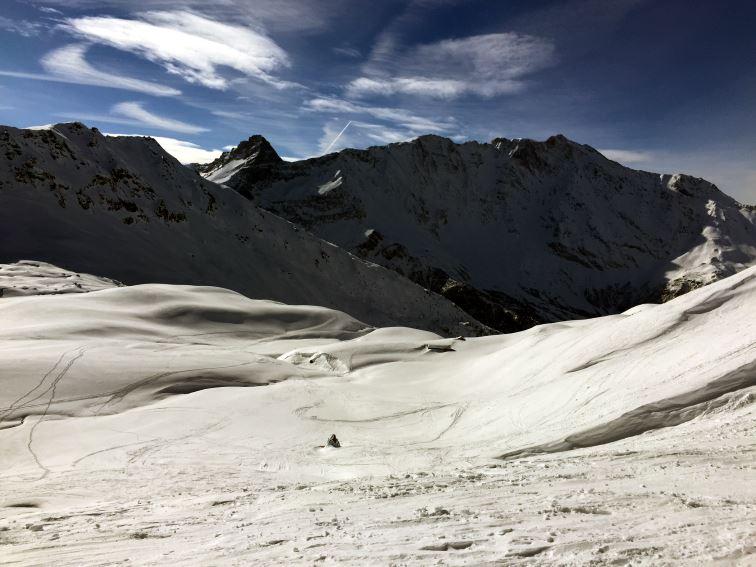 Le Col de la Chal aux Arcs