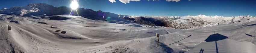 Snowpark de Arc 1600